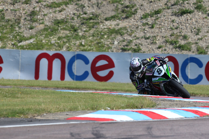 Cadwell Park Beckons For Anvil Hire TAG Kawasaki