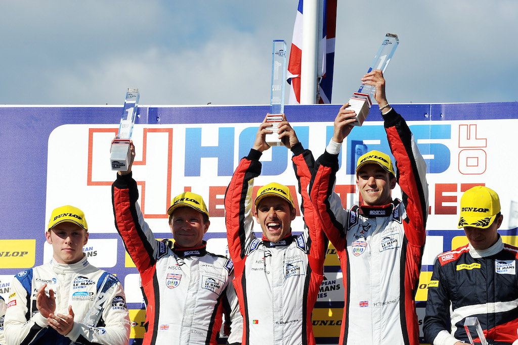 Tincknell Takes Narrow ELMS Championship Lead To Finale After Cruel Penalty