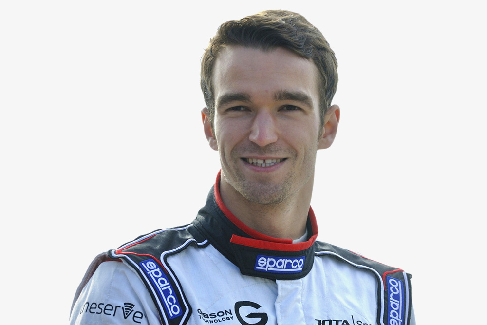 TINCKNELL AIMING FOR THIRD TIME LUCKY IN EUROPEAN LE MANS SERIES WITH JOTA SPORT