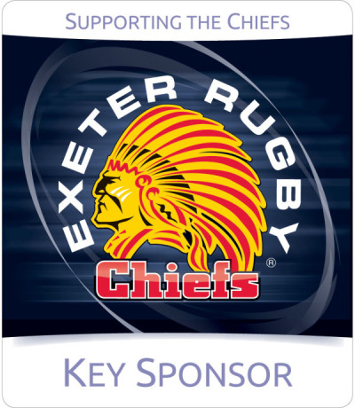 Goodridge Key Sponsor for Exeter Chiefs