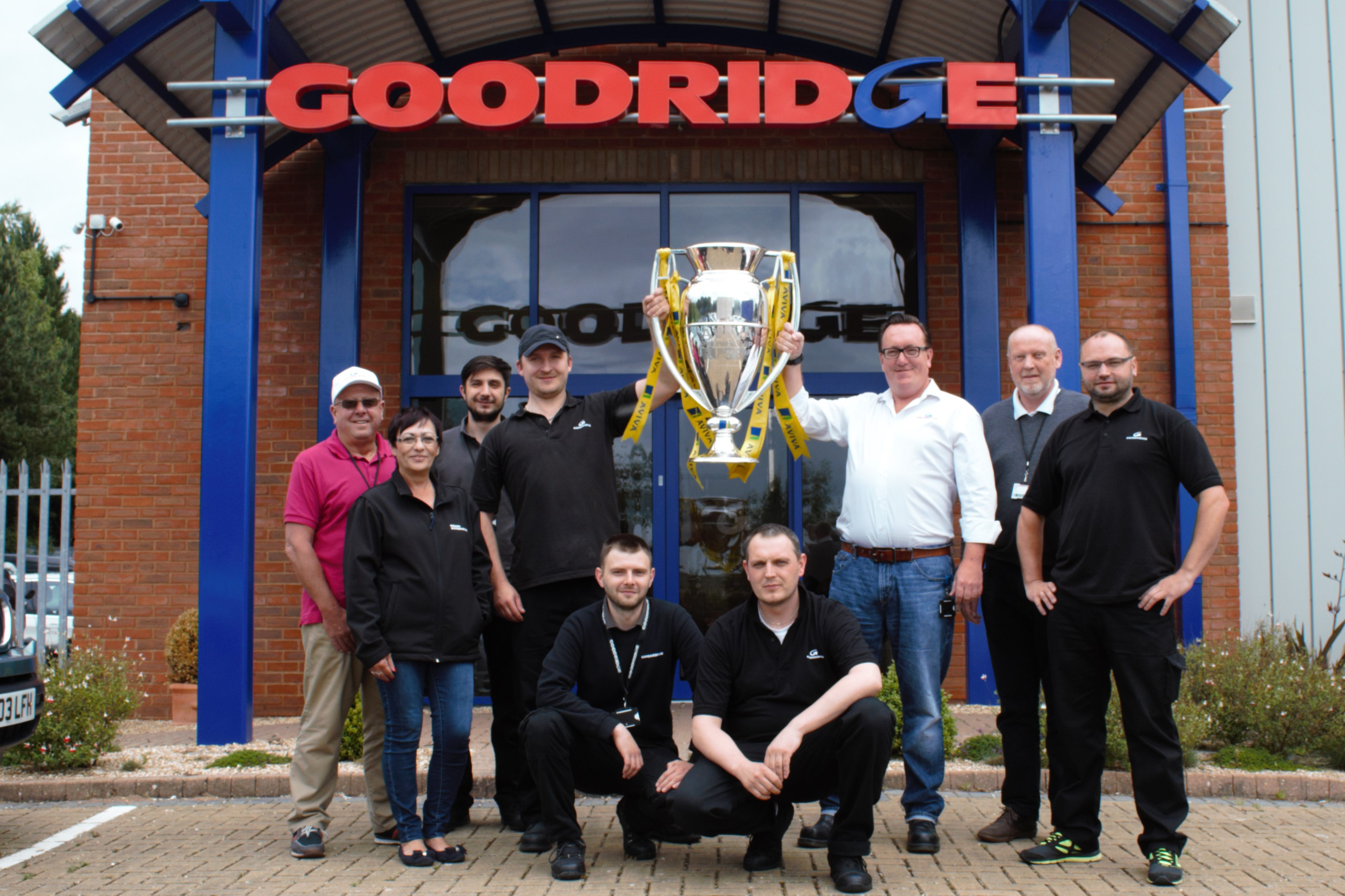 Goodridge Ltd, congratulate Exeter Chiefs on Premiership WIN!