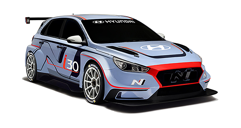 Hyundai Motorsport i30 N TCR – Case Study