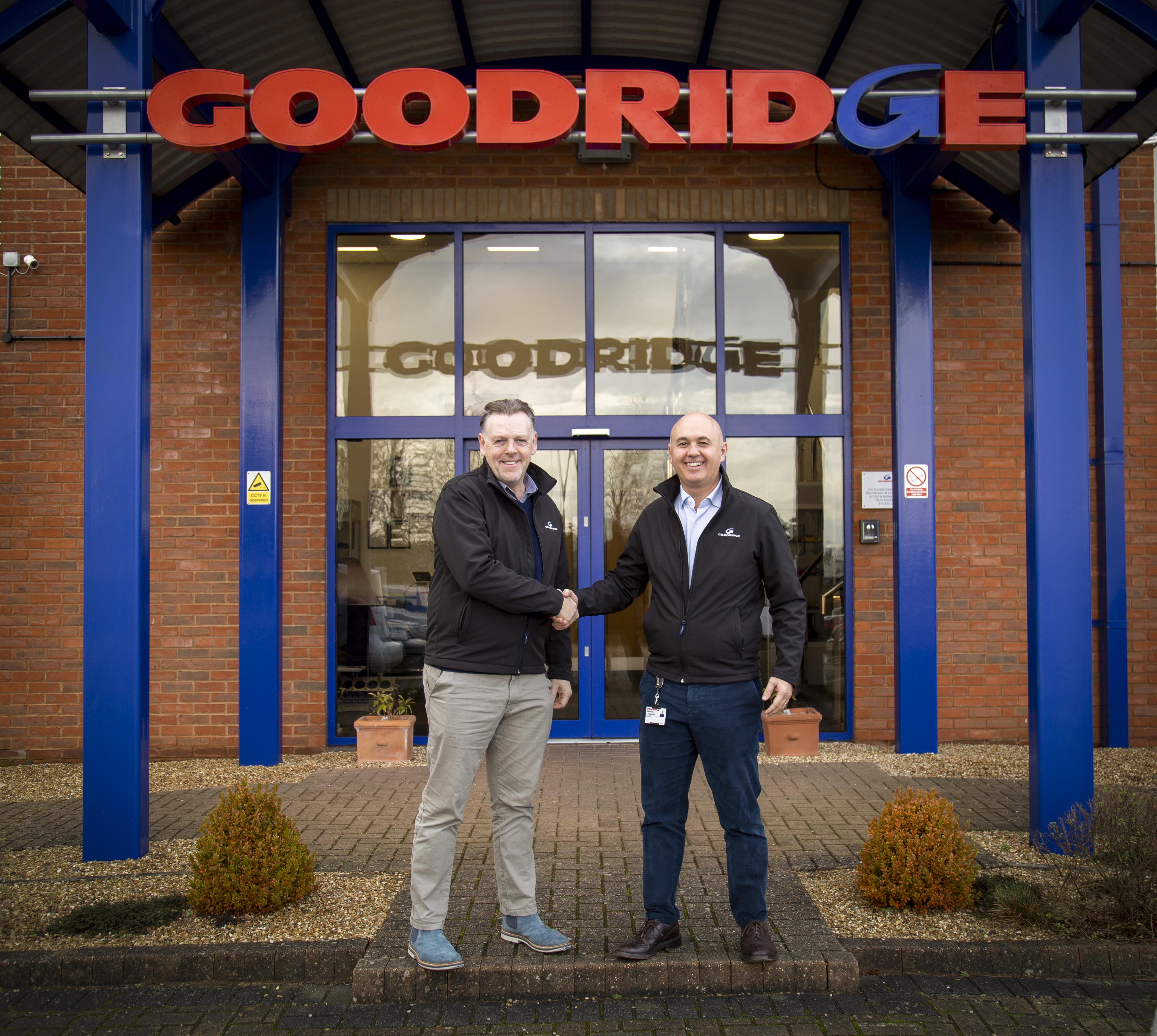 Goodridge welcomes new Head of Performance and Motorsport UK