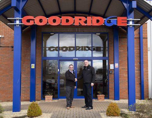 Welcoming Anthony Joy to the Goodridge team
