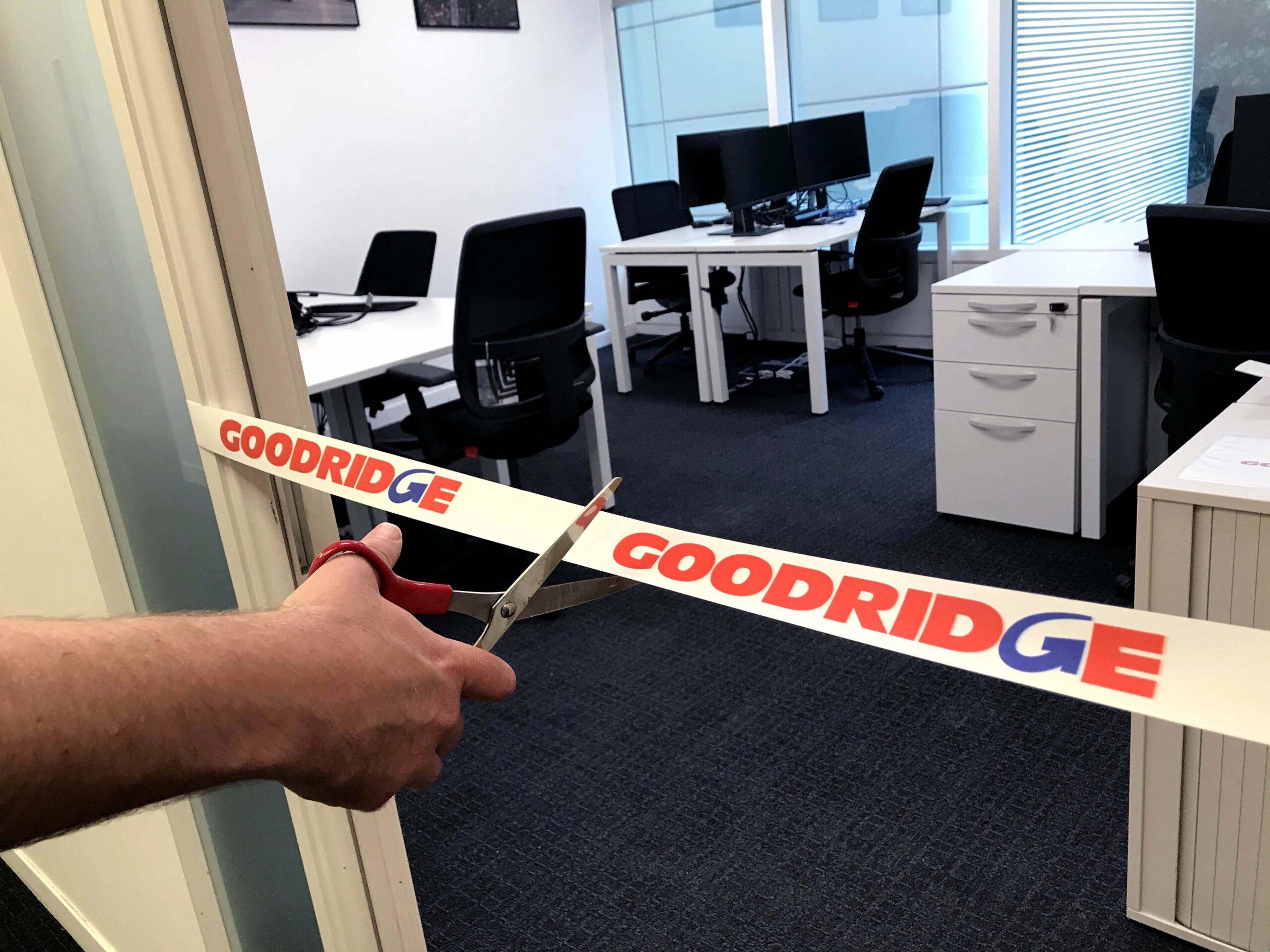GOODRIDGE UK OPENS NORTHAMPTON DESIGN OFFICE